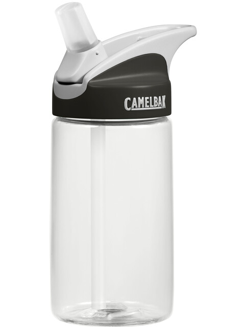 CamelBak Eddy Kindertrinkflasche 400ml clear